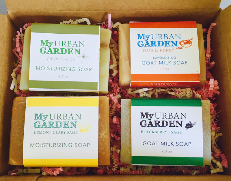 My Urban Garden Soap