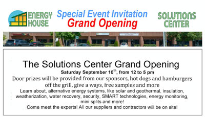 The Solutions Center Grand Opening