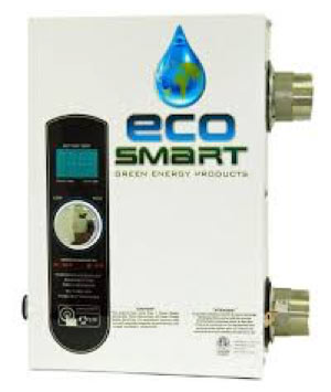 Eco Smart instant hot water tank system