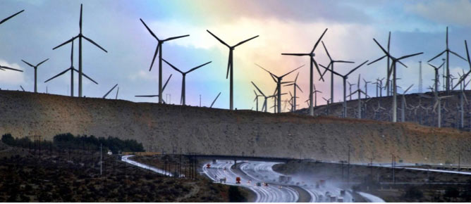 "The Best State of our EE Affairs ""California is set to hit its green-energy goals a decade early"""